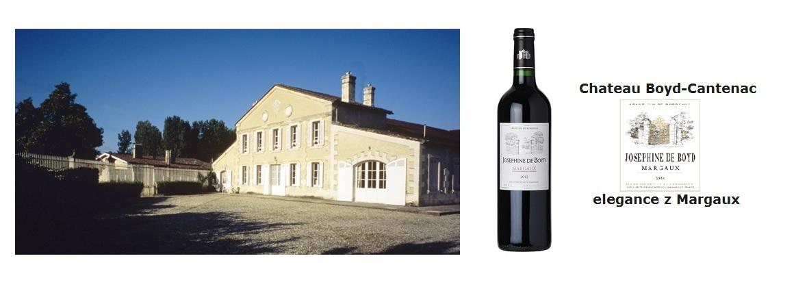 Margaux-Chateau Boyd-Cantenac