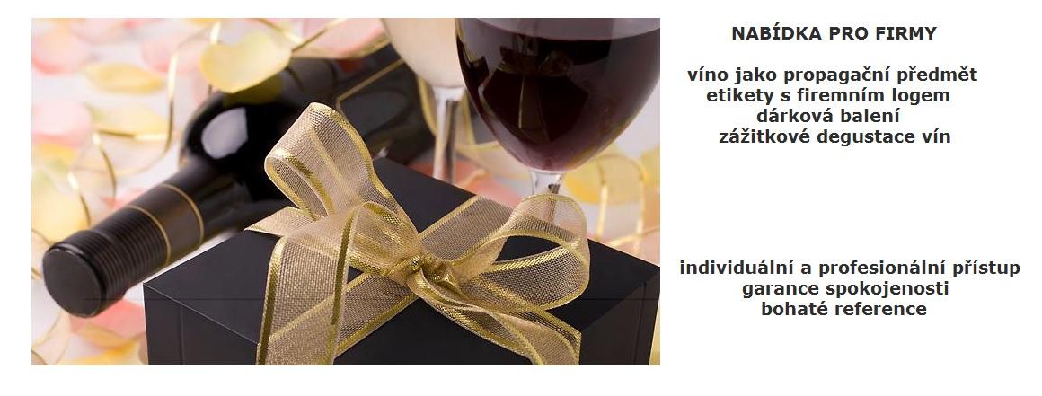 Víno a služby ro firmy