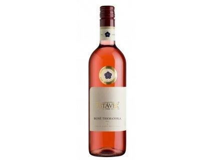 rose trkmanska 2017 voc vino j stavek