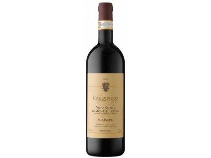 vino nobile di montepulciano carpineto