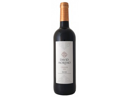 Crianza David Moreno DOC