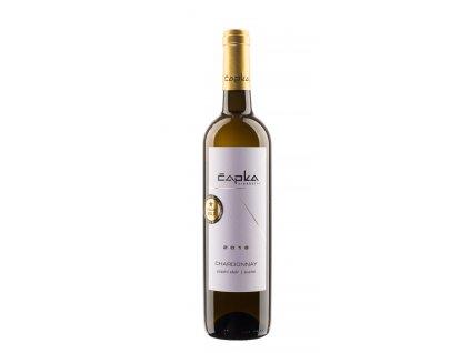 Chardonnay 2018 pozdni sber capka