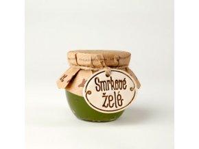 smrkove zele delikatesy chut moravy