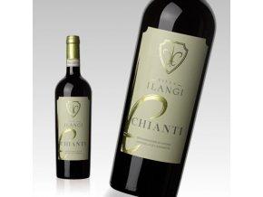 Chianti Bio Organic DOCG 2015 Villa Ilangi