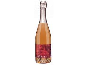 sekt extasy vino cibulka