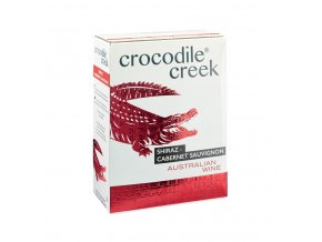 bag in box crocodile creek shiraz cabernet sauvignon