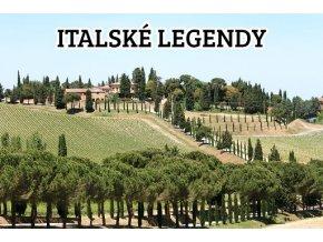 italske legendy