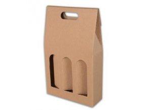 Krabice 3 lahve