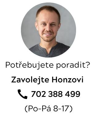 Potřebujete poradit? Zavolejte Honzovi!