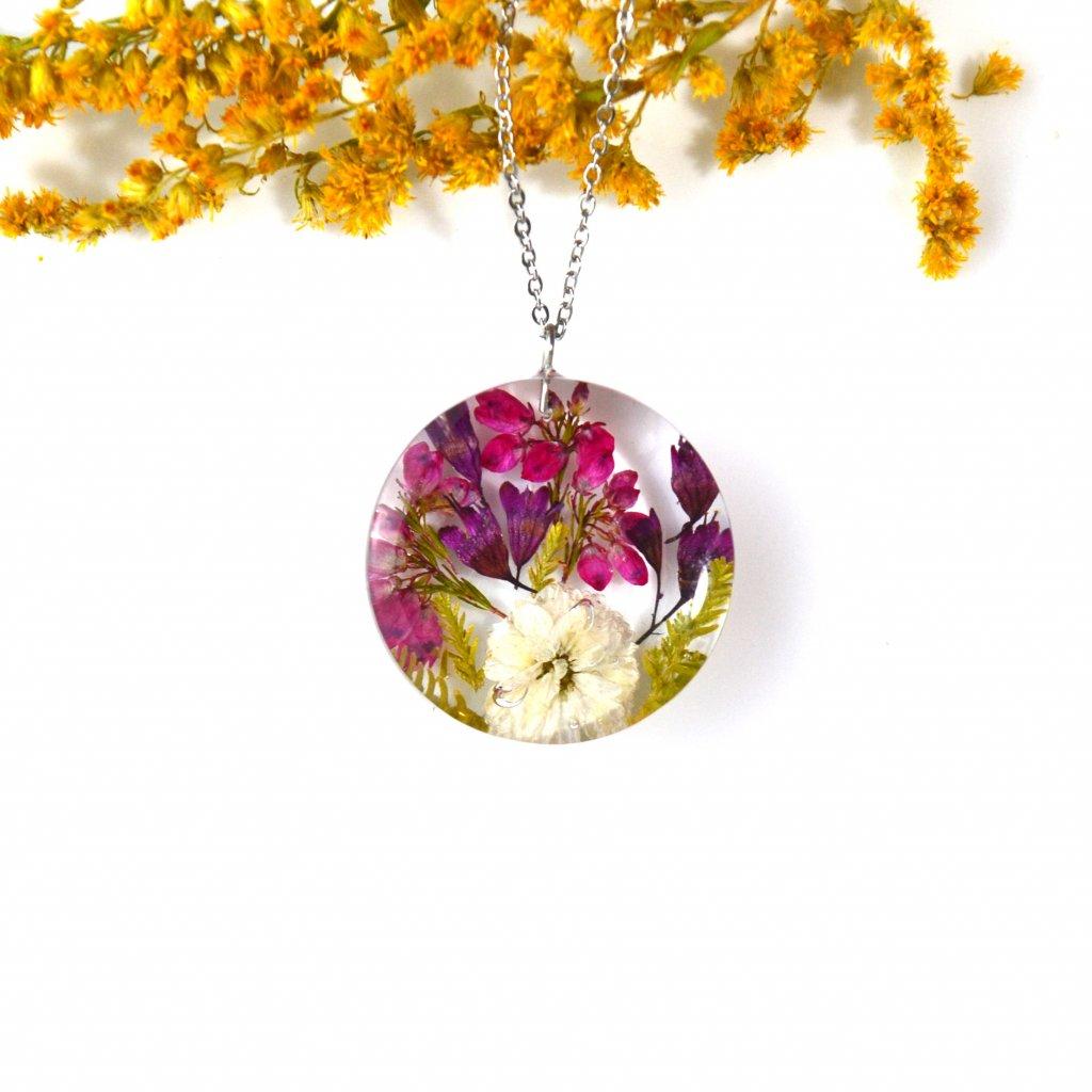 maceškový náhrdelník (1)