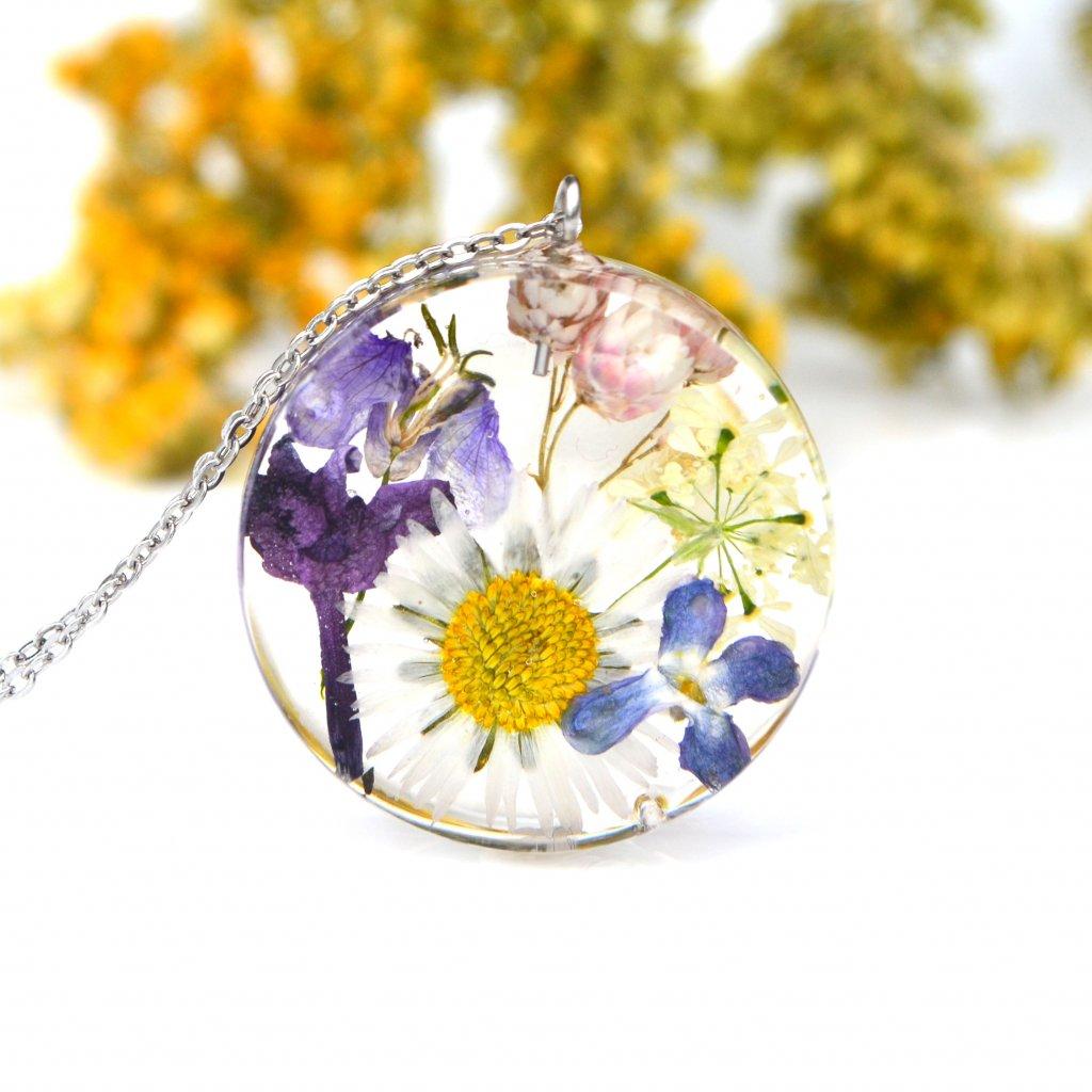 náhrdelník s květinami (1)