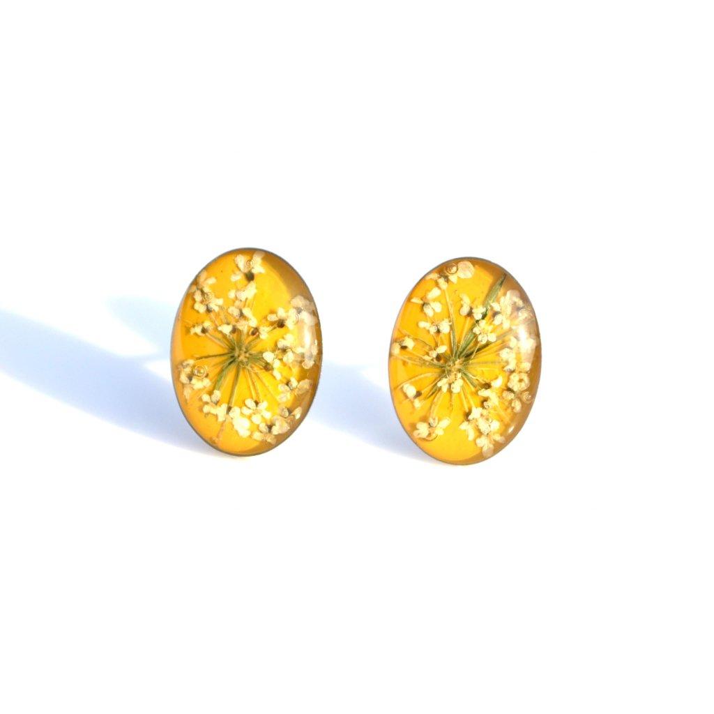 žluté náušnice (1)