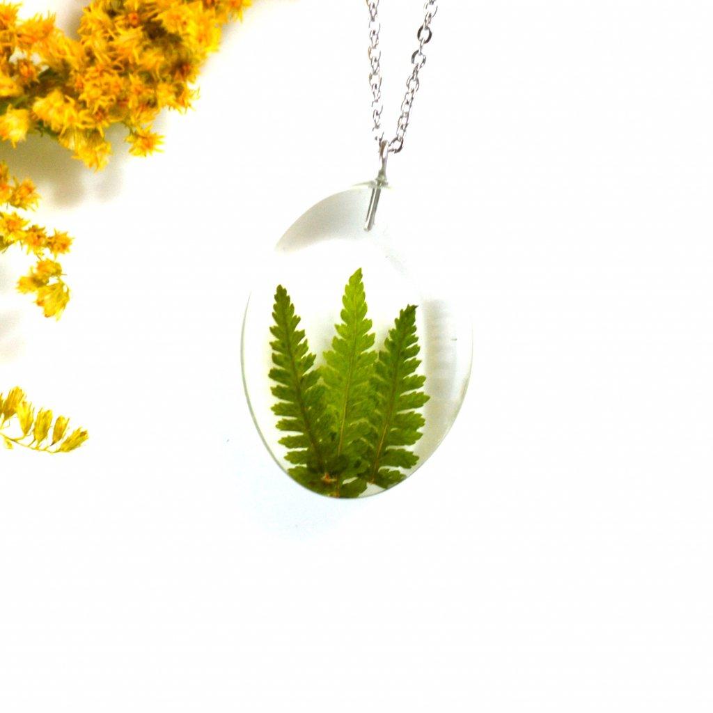 kapradinový náhrdelník (2)