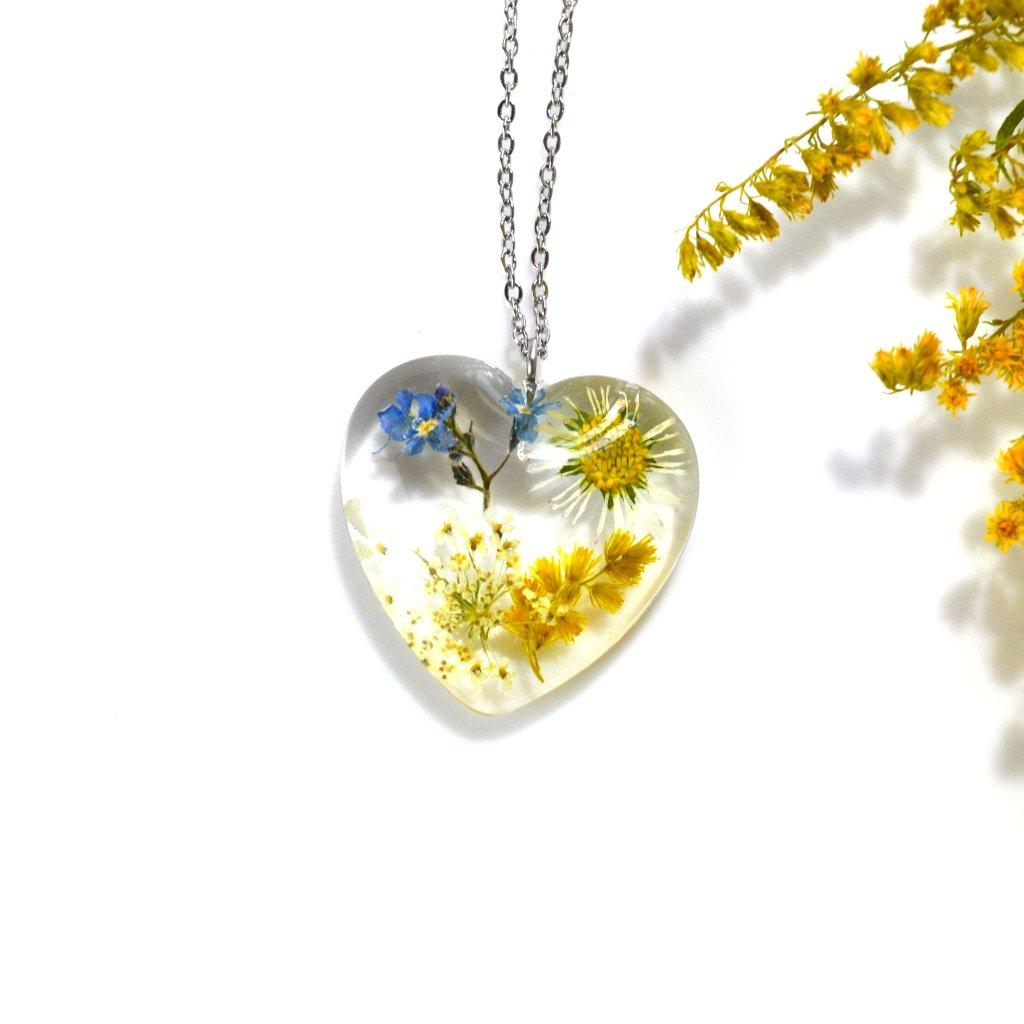 náhrdelník srdce (1)
