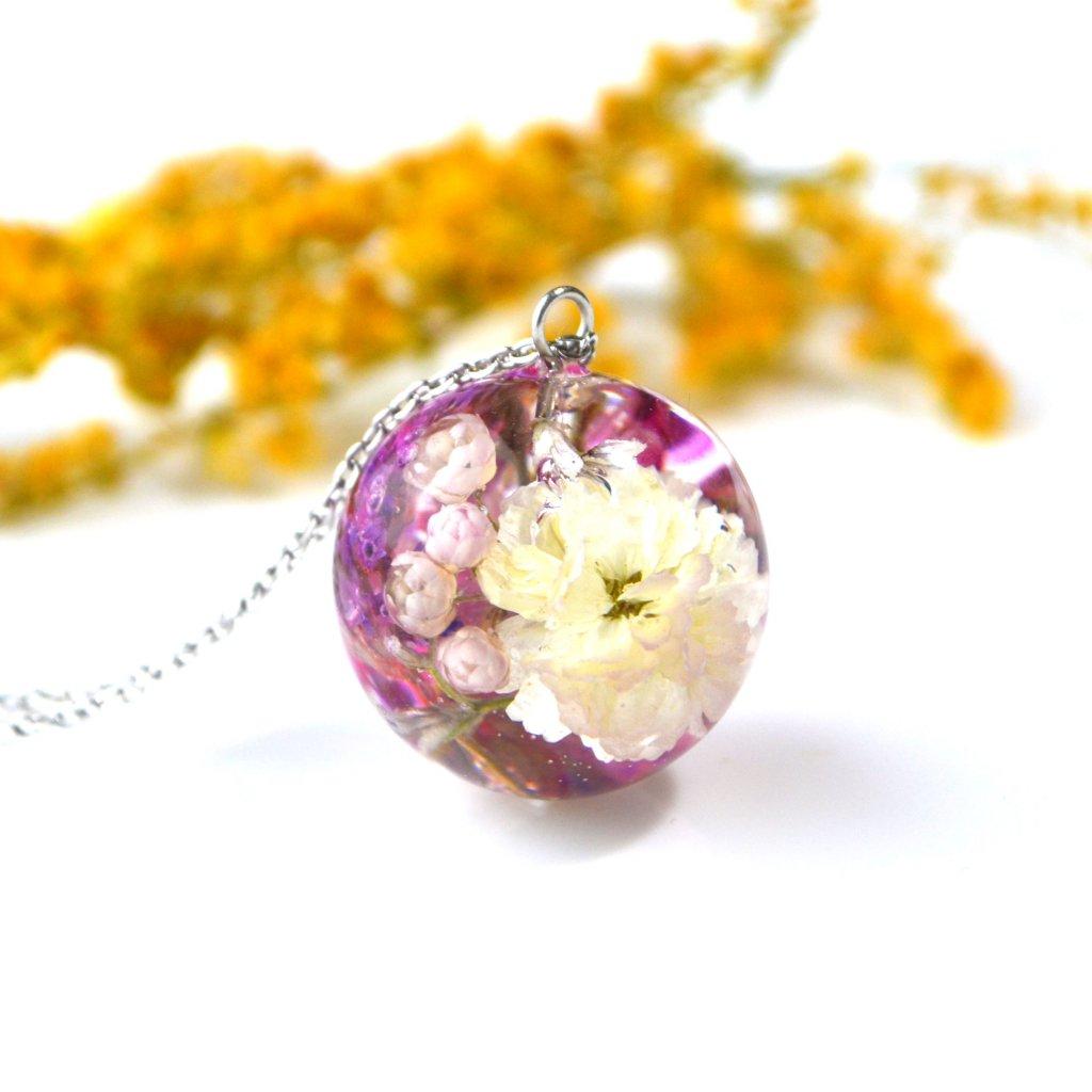 pryskyřicový náhrdelník (2)