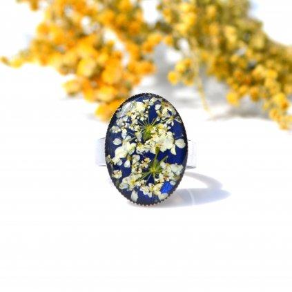 modrý prsten z pryskyřice (1)