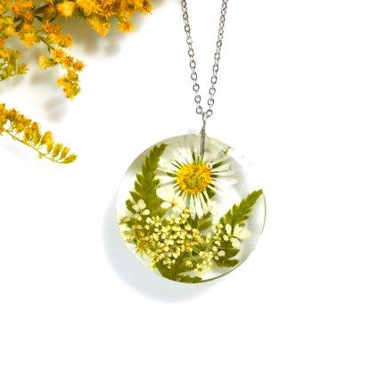 náhrdelník s květinami (2)