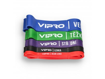 Crossfit Guma - set - VIPRO