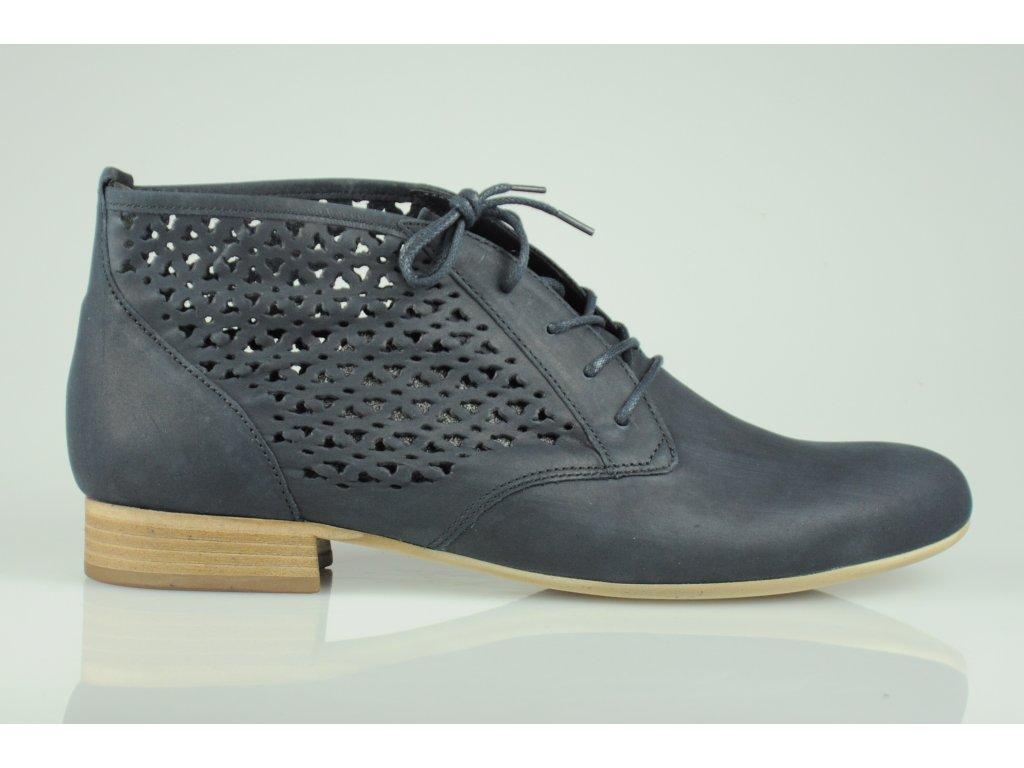 Dámská kotníčková obuv GABOR (Velikost 40)