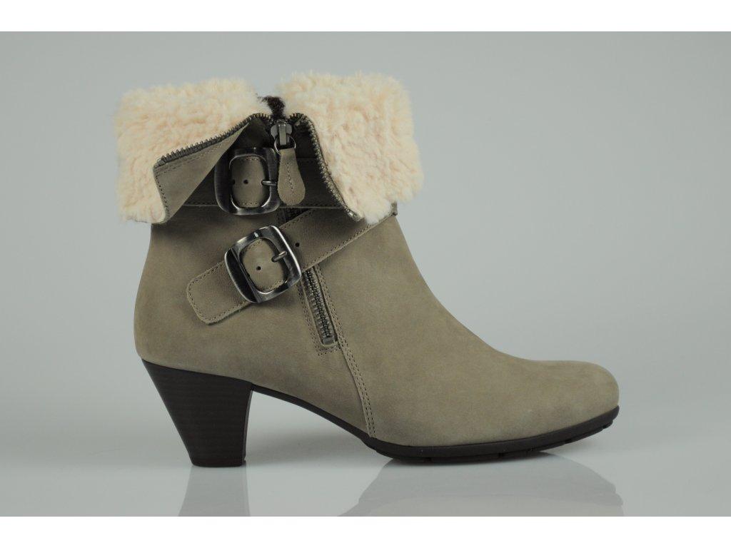 Dámská kotníčková obuv Gabor (Velikost 36)