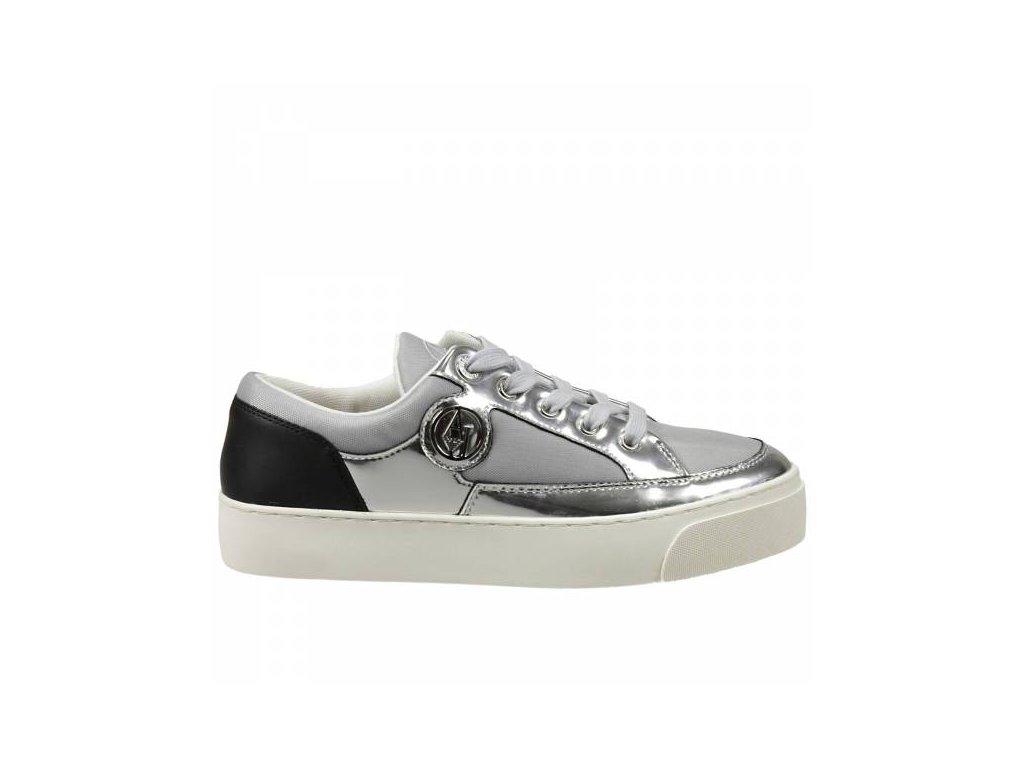 Dámská obuv Armani Jeans grigio-grey (Velikost 39)