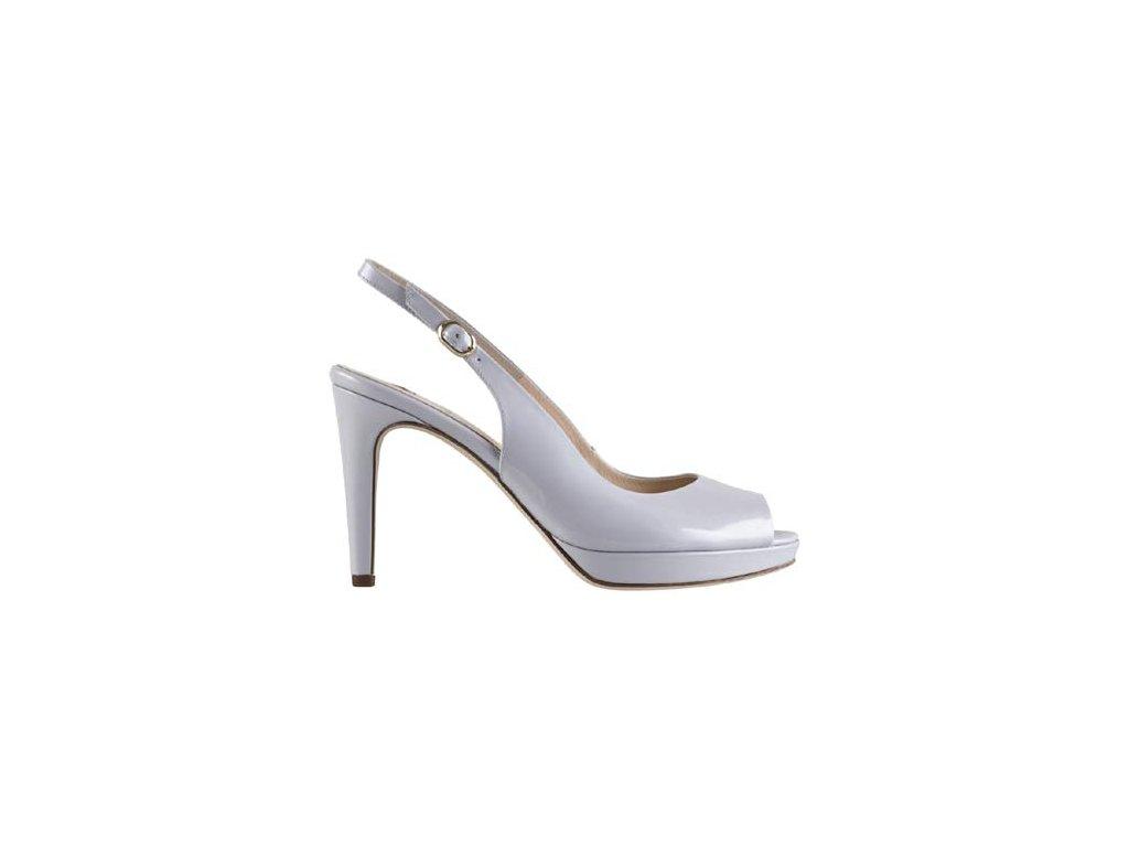 Dámská obuv Högl - světle modrá (Velikost 38.5)