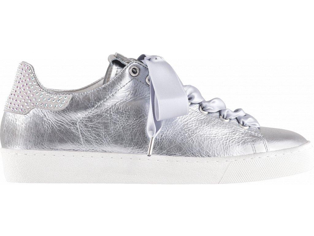 Damska obuv Hogl stříbrná (Velikost 41)