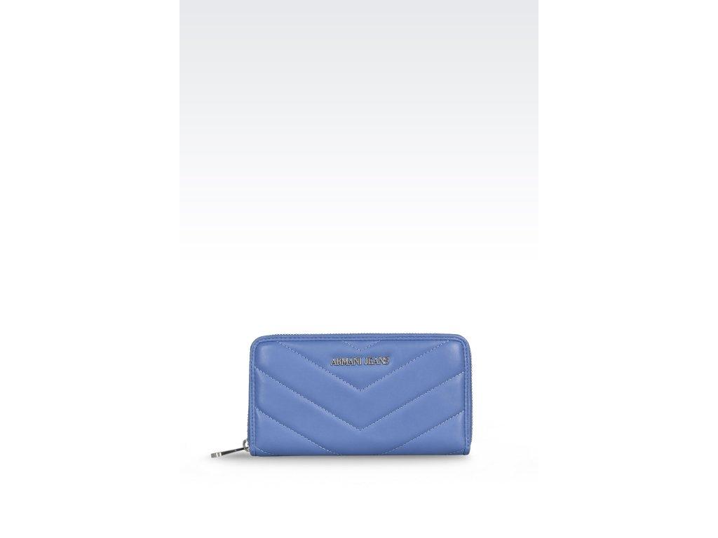 Dámská peněženka Armani Jeans 928032 7P771 BLU