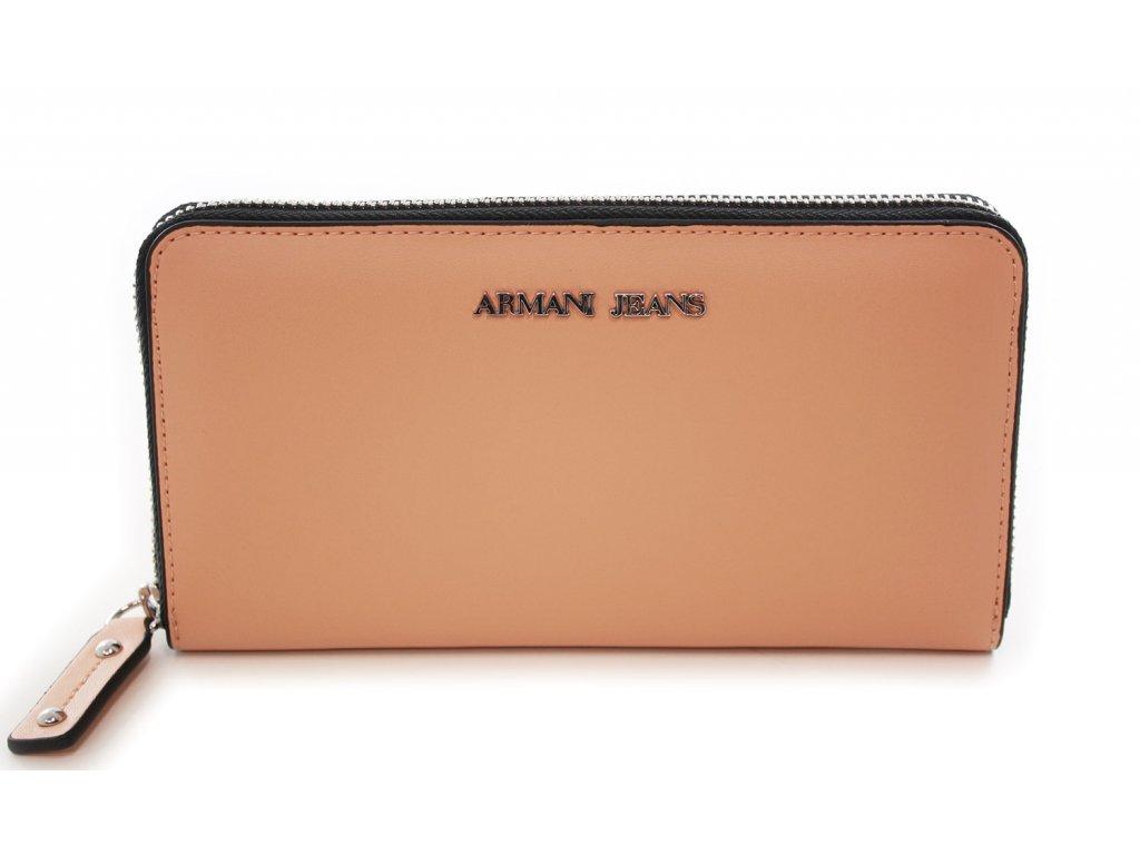 Dámská peněženka Armani Jeans C5V88 BEZOVA