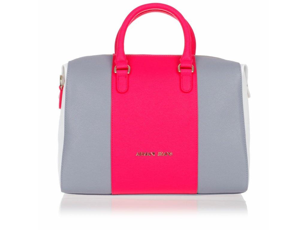 Dámská taška Armani Jeans - Fuxia C5203