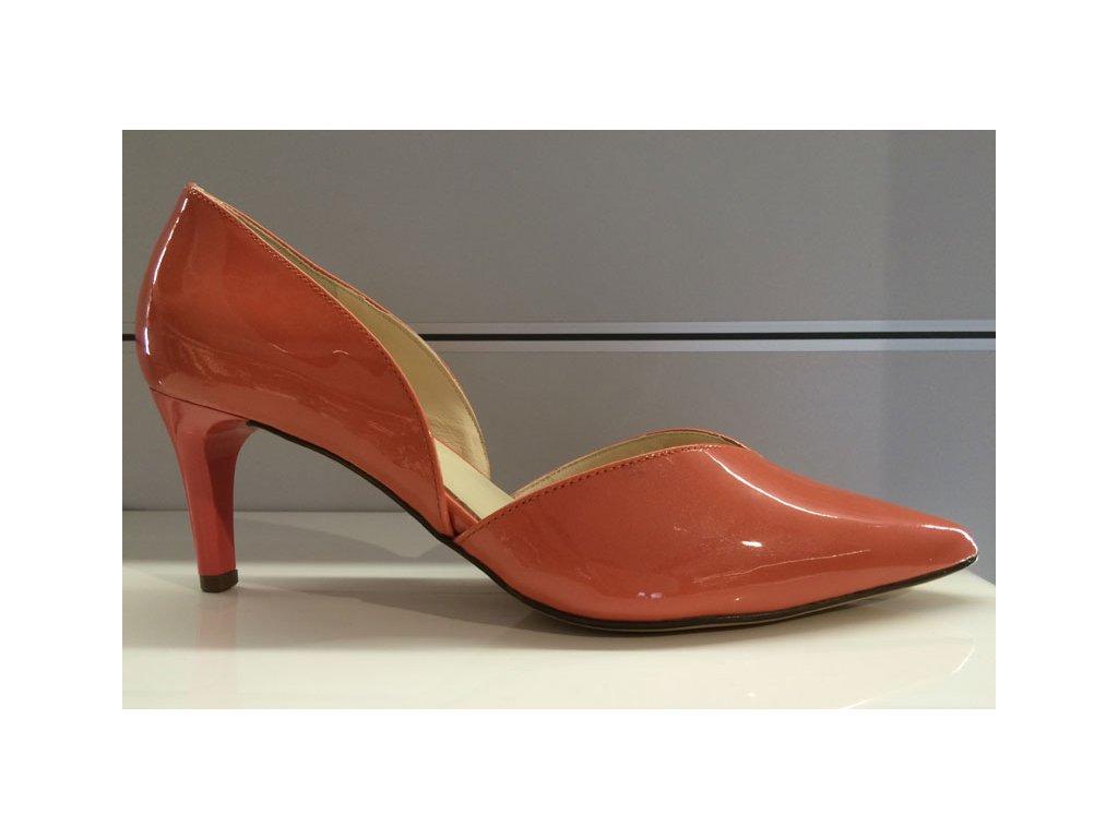 34f385dc9107 Dámské lodičky Högl - oranžová - obuv-exclusive