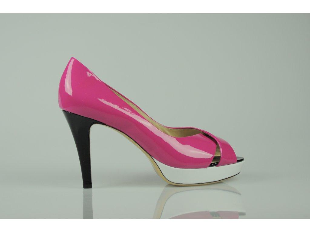 Dámské lodičky Högl - růžová - obuv-exclusive 3cbdb2db5d