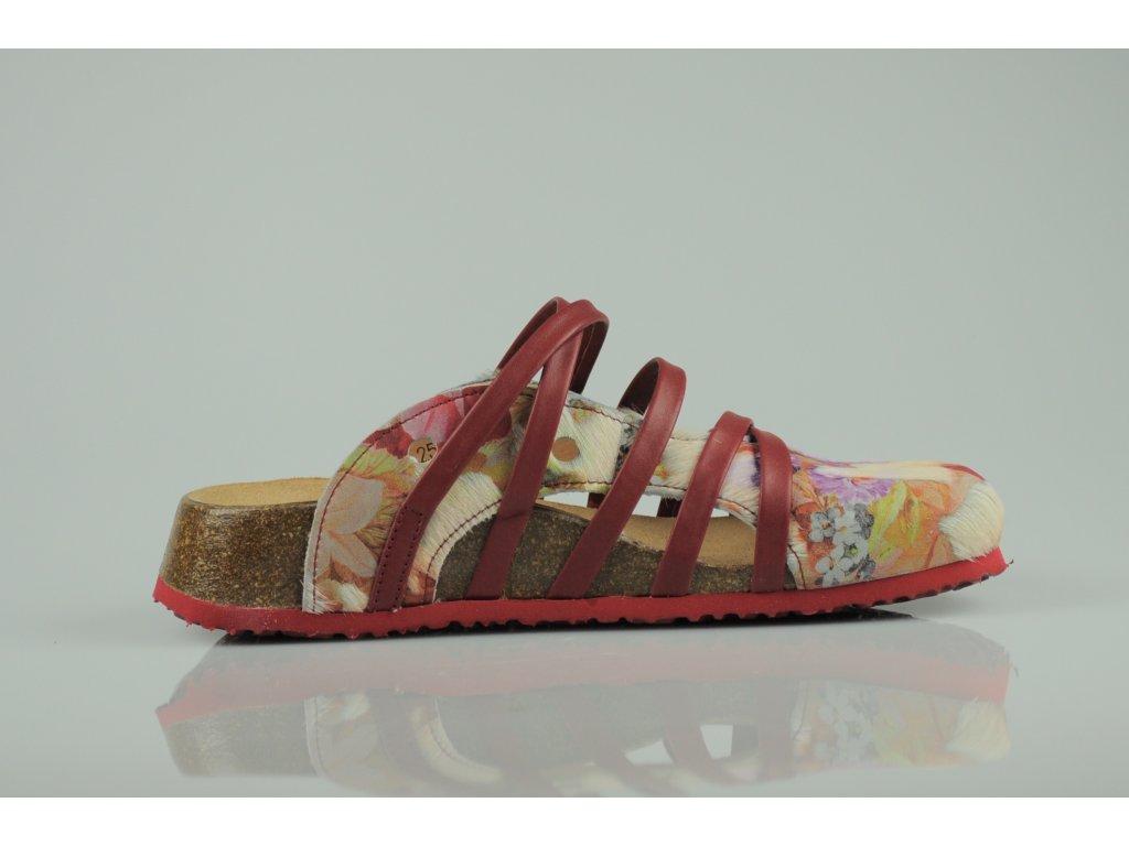 Dámské pantofle Think barevné (Velikost 38)