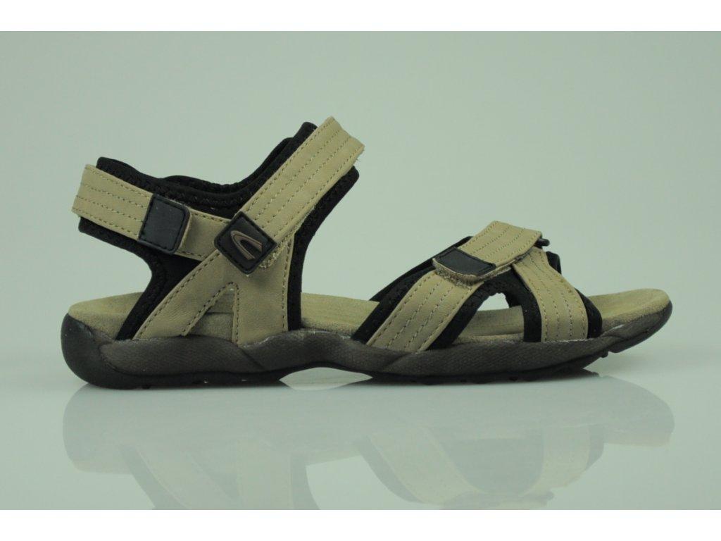 Dámské sandály Camel Active Suez - obuv-exclusive 3225b77379