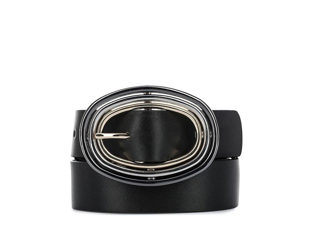 Dámský pásek Armani Jeans - NERO 921042 7A300 NERO