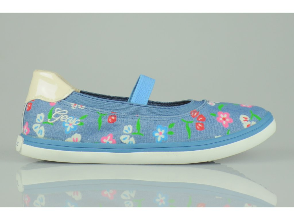 Dětská obuv GEOX-PRINT.JEANS (Velikost 30)