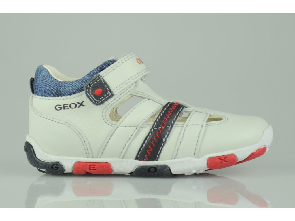 Dětská obuv GEOX-SMO.LEA (Velikost 23)