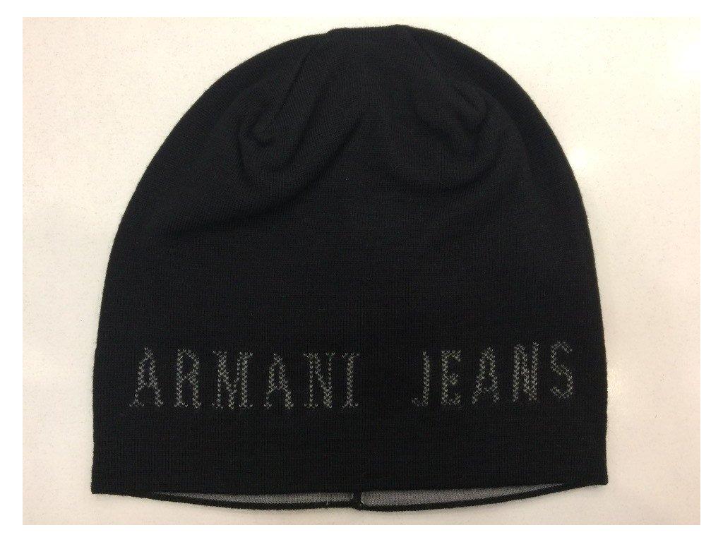 Pánská čepice Armani Jeans