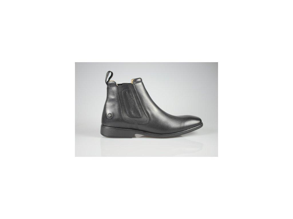 Pánská obuv Camel Active Highstreet black (Velikost 44.5)