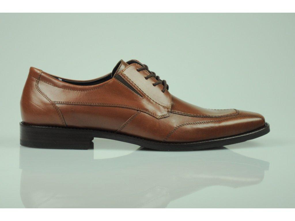 Pánská obuv FRETZ men Cognac (Velikost 45)