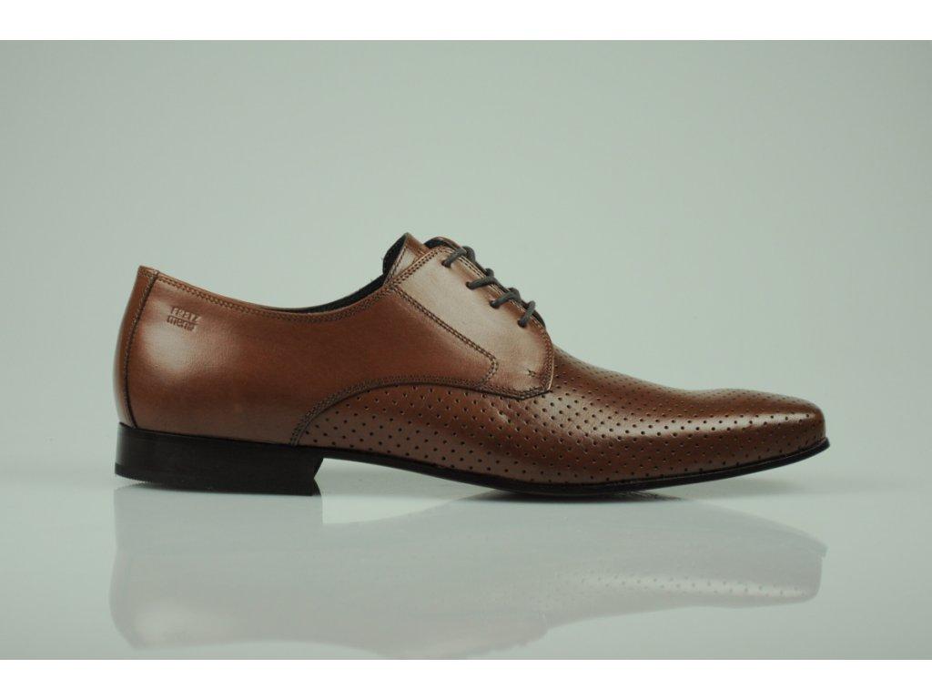 Pánská obuv FRETZ men hnědá (Velikost 45)