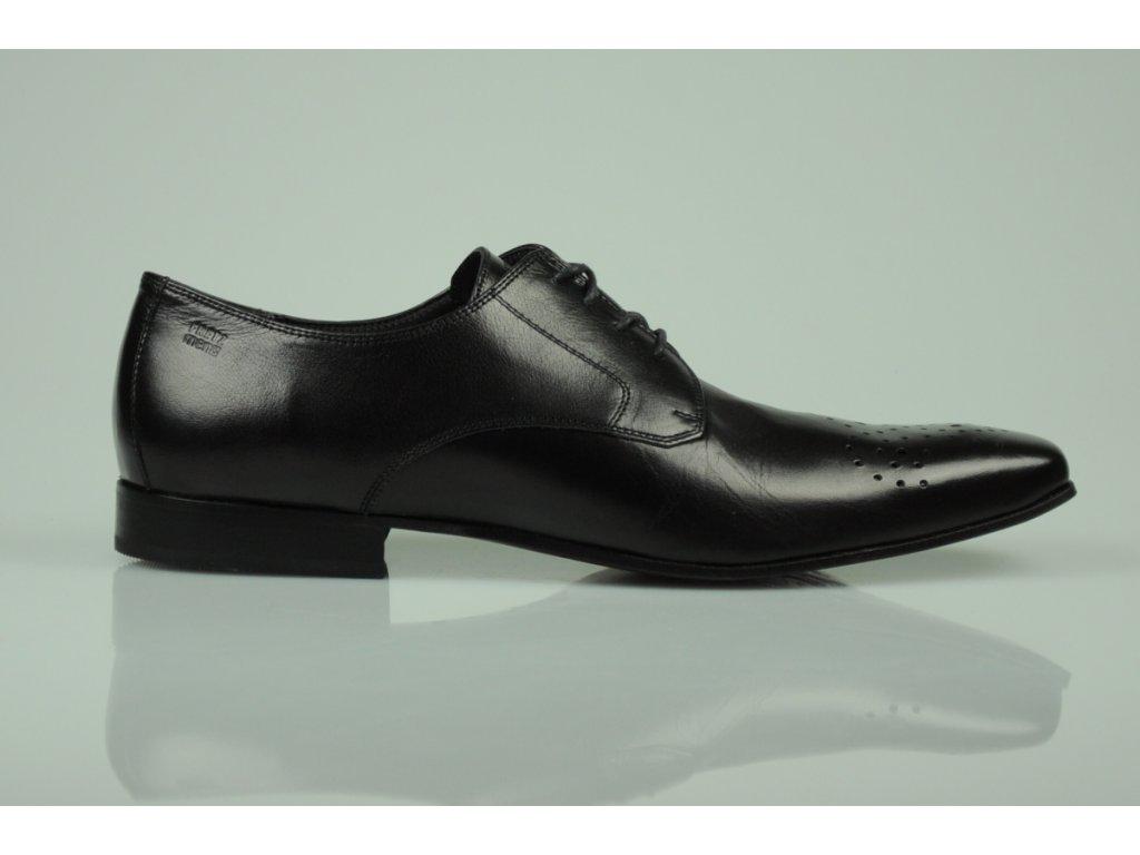 Pánská obuv FRETZ men NOIR (Velikost 45)