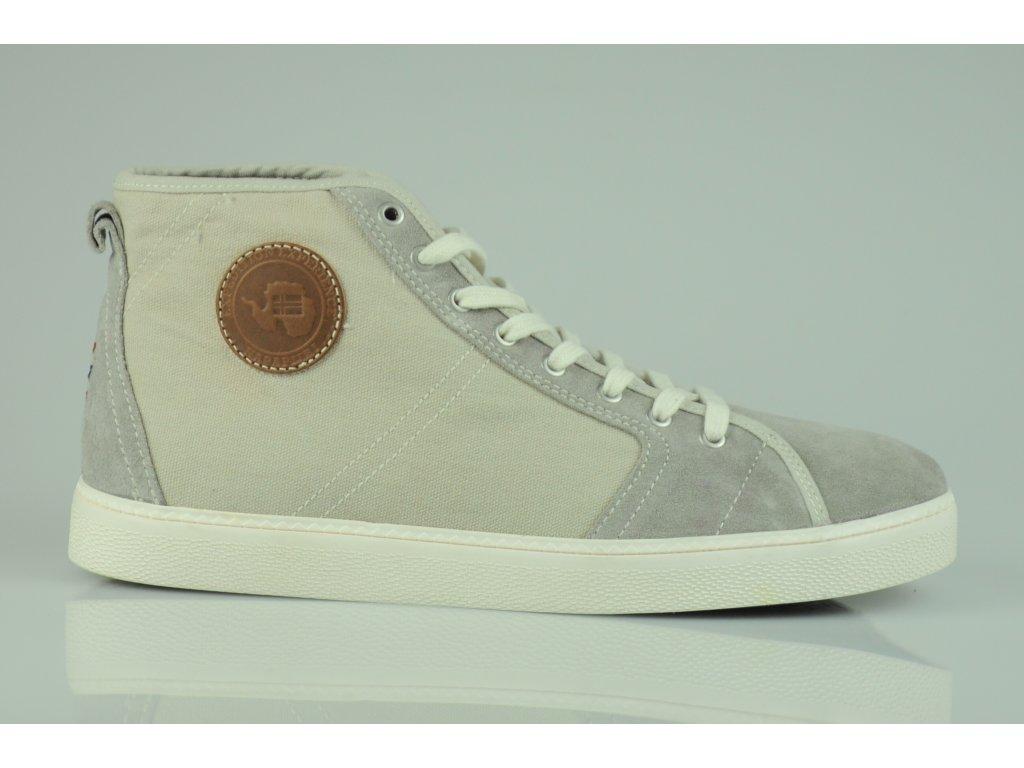 Pánská obuv NAPAPIJRI -šedé (Velikost 45)