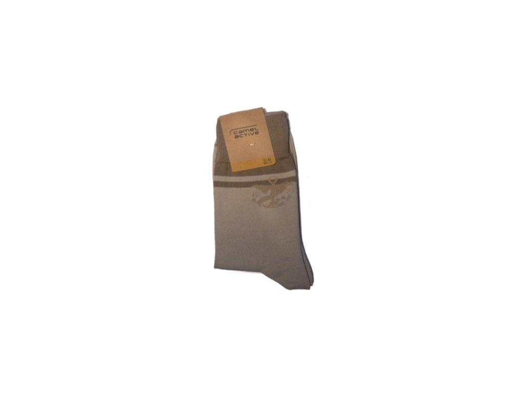 Ponožky Camel Active 6509050 béžové (Velikost 47-50)