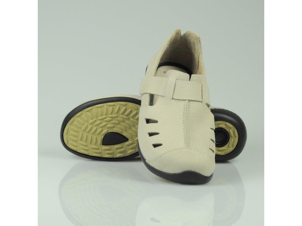 ... Sportovní letní obuv Camel Active béžová (Velikost 40) ... 418d3482e4