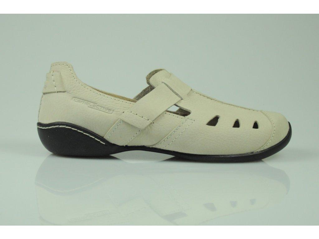 Sportovní letní obuv Camel Active béžová - obuv-exclusive 07982edb2e