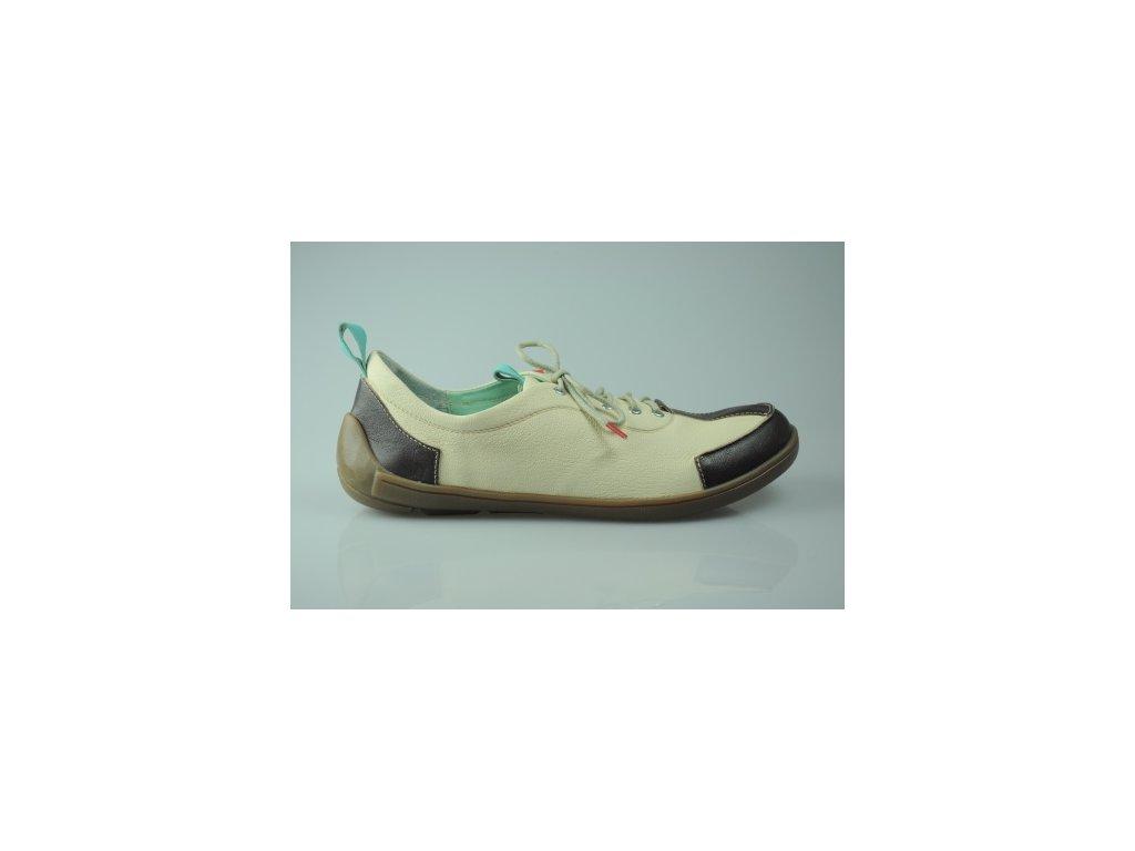 Sportovní obuv Think! WUM - béžová (Velikost 37)