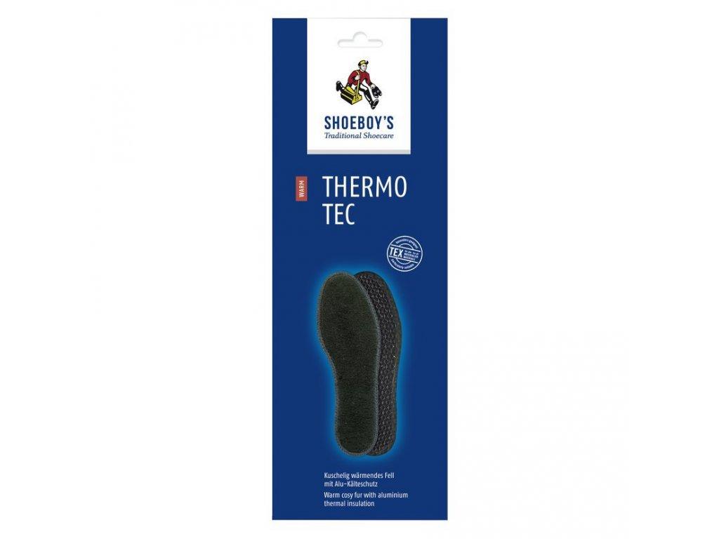 Thermo TEC - hřejivá vložka s ortopedickým srdíčkem (Velikost 48)