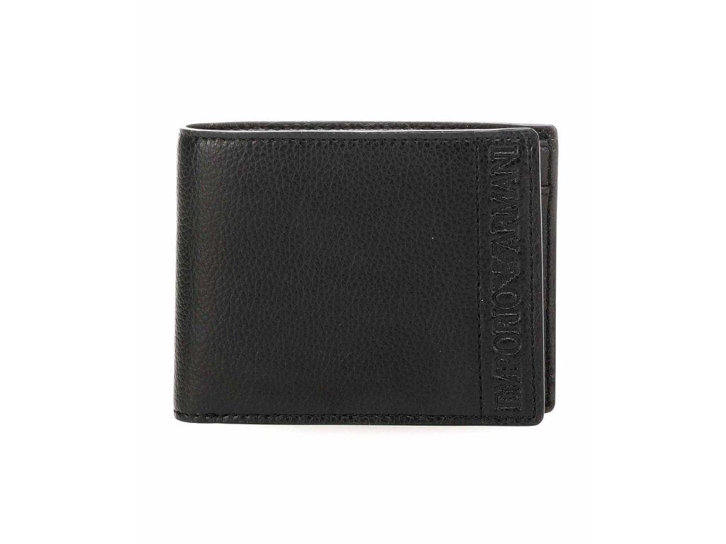 emporio armani wallet black y4r165 ysl5j 81072 31