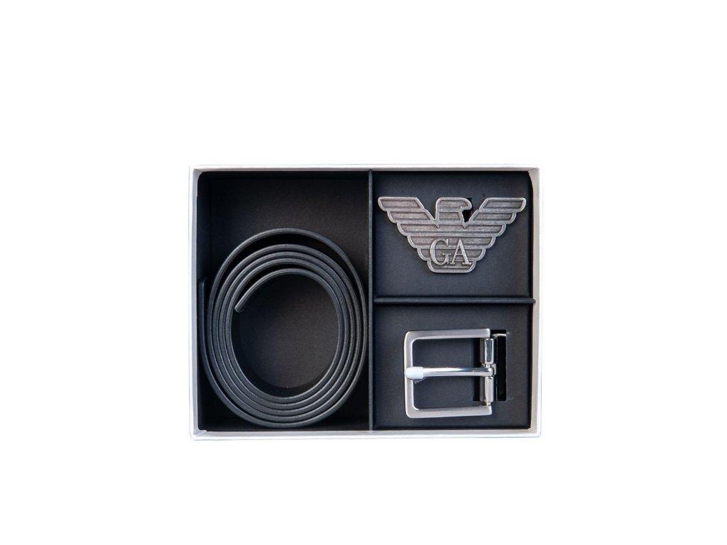 emporio armani belt with 2 buckles y4s270 ylp4x p11532 190209 image